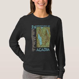 ACADIA MAP T-Shirt