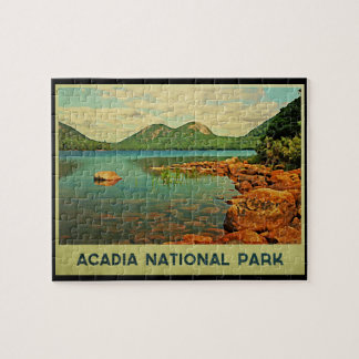 Acadia National Park Jigsaw Puzzle