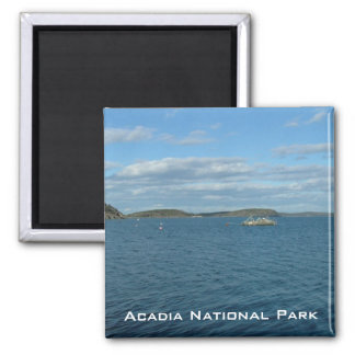 Acadia National Park Magnet
