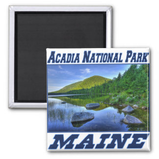 Acadia National Park - Maine Magnet