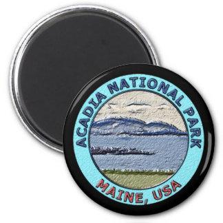 Acadia National Park Maine, USA Magnet