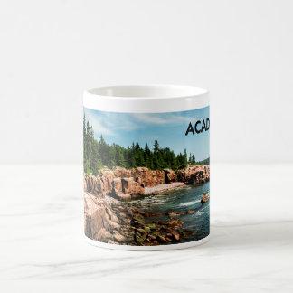 Acadia photo mug