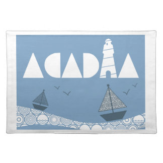 Acadia Placemat