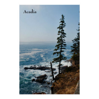 Acadia Poster - 1