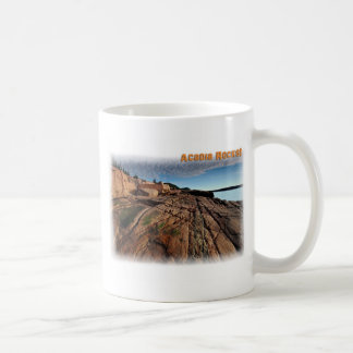 Acadia Rocks! Coffee Mug