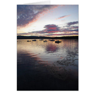 Acadia Sunrise Notecard -2