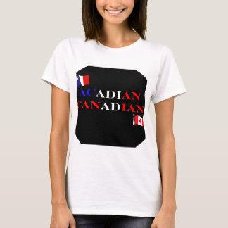 Acadian Canadian T-Shirt