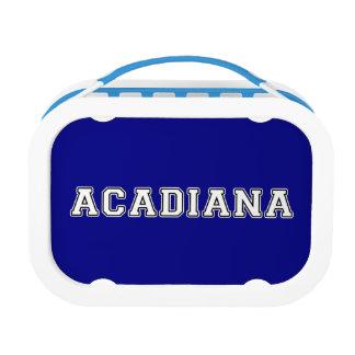 Acadiana Lunch Box