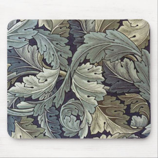 Acanthus Leaves Mouse Pad