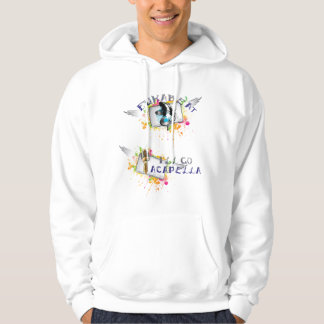 Acapella Hooded Pullover