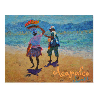 Acapulco - Amazing Mexico Postcard