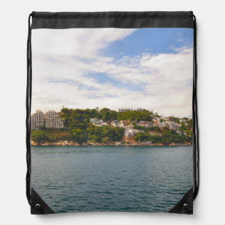 Acapulco Mexico Drawstring Bag
