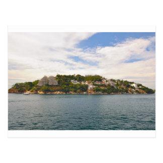 Acapulco Mexico Postcard