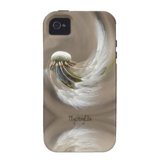 """accelerates"" by mysteryella iPhone 4 cover"
