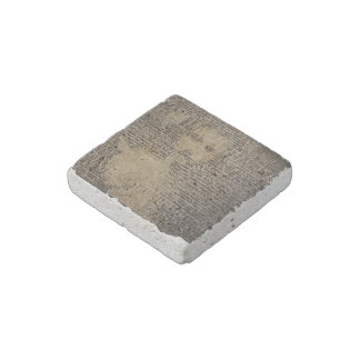 """Accept"" Natural Stone Magnet"