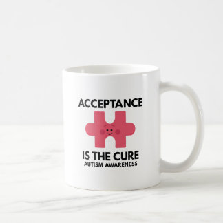 Acceptance Is The Cure Coffee Mug