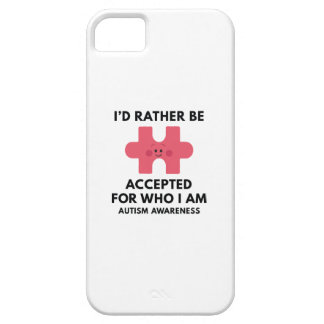 Accepted For Who I Am iPhone 5 Cover