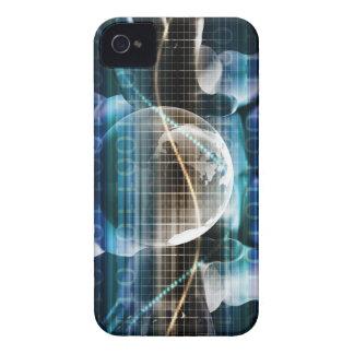 Access Control Security Platform iPhone 4 Cases