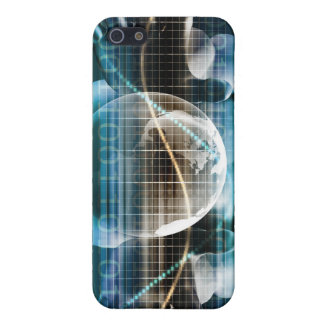 Access Control Security Platform iPhone 5 Cover