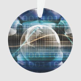 Access Control Security Platform Ornament