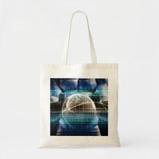 Access Control Security Platform Tote Bag