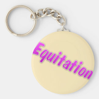 accessoires equitation key chains