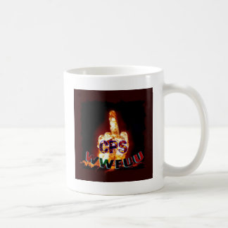Accessories to scare the bejabbers out of CPS Coffee Mug