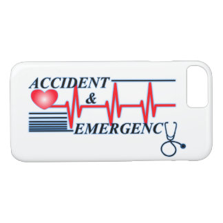 Accident and Emergency Case-Mate iPhone Case