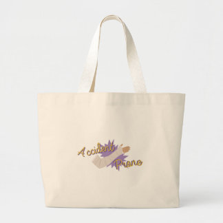Accident Prone Large Tote Bag
