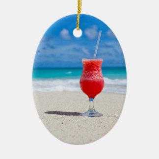 Acclamations de plage décorations de noël