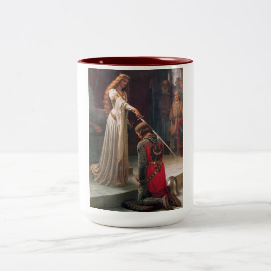 Accolade-The Knight Two-Tone Coffee Mug