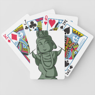 Accomplishing pulling out English story Sugamo Bicycle Playing Cards