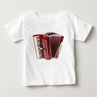 ACCORDIAN MUSICAL INSTRUMENT BABY T-Shirt
