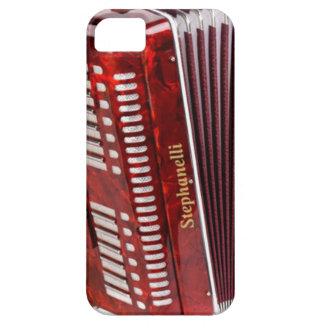 ACCORDIAN MUSICAL INSTRUMENT iPhone 5 CASE