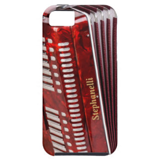 ACCORDIAN MUSICAL INSTRUMENT iPhone 5 COVERS