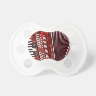 ACCORDIAN MUSICAL INSTRUMENT PACIFIER