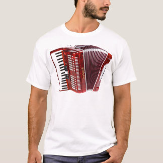 ACCORDIAN MUSICAL INSTRUMENT T-Shirt