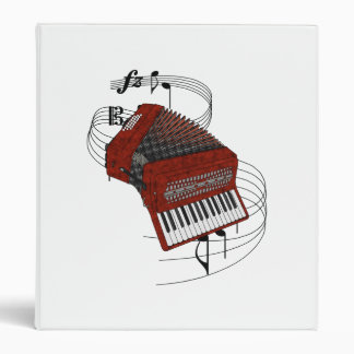 Accordion Binder