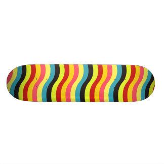 Accordion Ice Cream Skate Boards