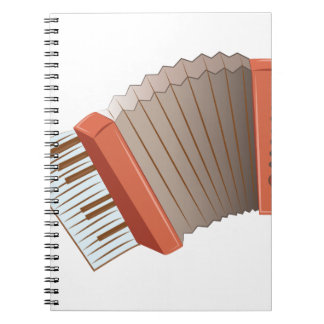 Accordion Notebook
