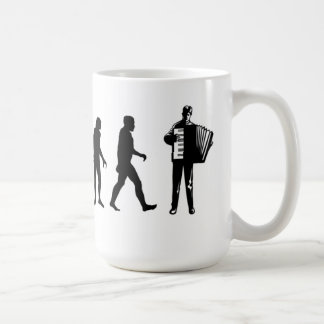 Accordion Player Mug