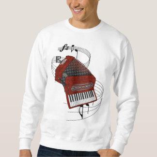 Accordion Sweatshirt