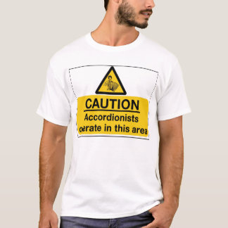 Accordionists T-Shirt