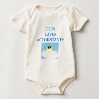 ACCOUNT BABY BODYSUIT