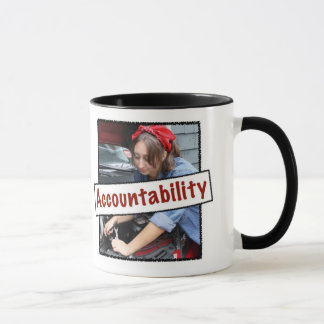 Accountabilty Mug