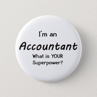 accountant 2 inch round button