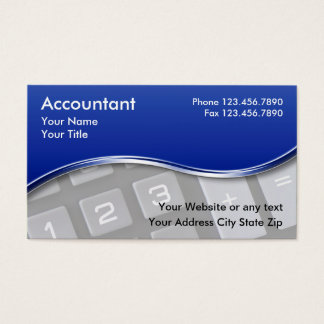 Advisers Business Cards and Business Card Templates