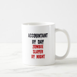 Accountant By Day Basic White Mug