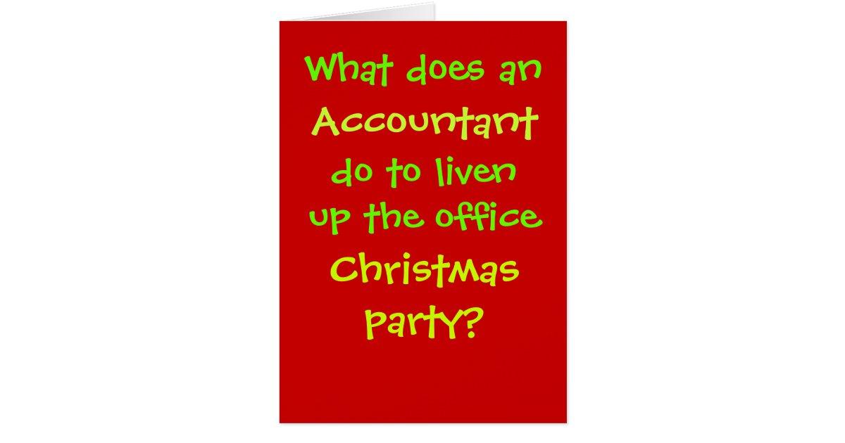 Christmas Accounting Jokes.100 Accountants Christmas Cards Yasminroohi