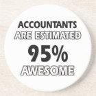accountant designs coaster
